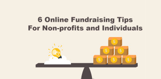 6 Online Fundraising Tips For Non-Profits and Individuals