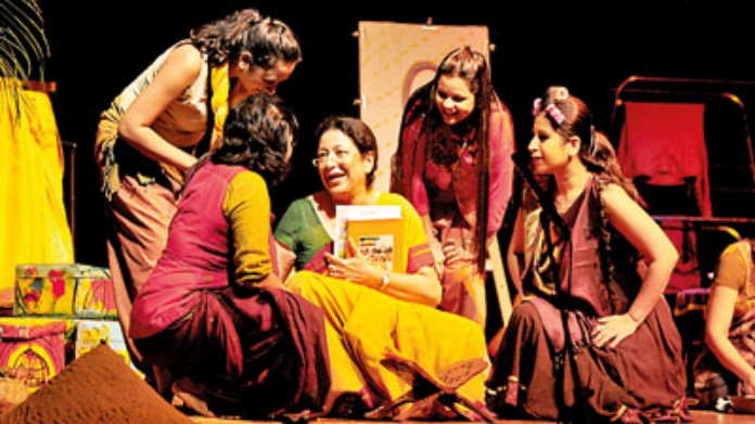 Women played a pivotal role in development of modern theatre