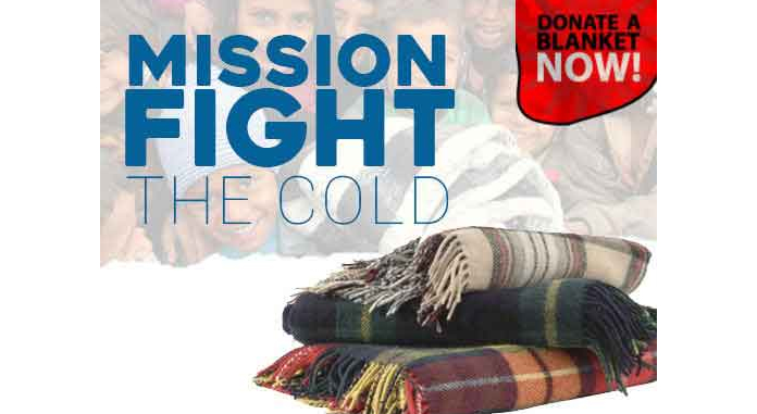Mission Fight the Cold